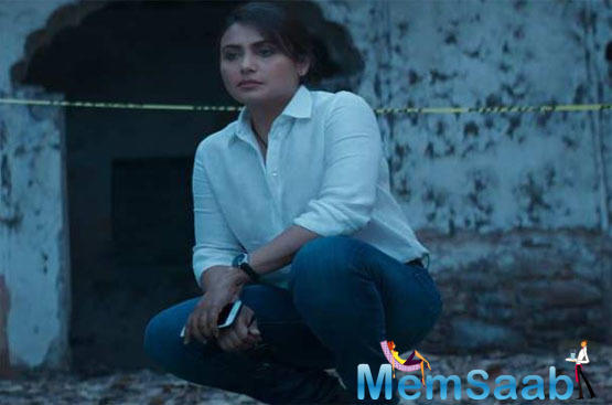 YRF has still not disclosed who the antagonist in Mardaani 2 is, but it's almost certain that Aditya Chopra has found an exceptionally talented actor to become an embodiment of evil.