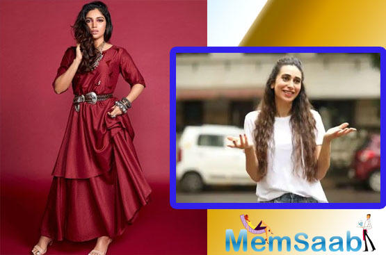 It was a dream come true for the 'Bala' star who considers herself fortunate for playing a character in her upcoming film which is similar to the one played by Karisma in 'Biwi No 1'