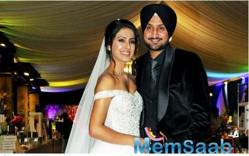 Born and bought up in the UK, actress Geeta Basra always dreamt of wearing a white princess gown for her wedding.