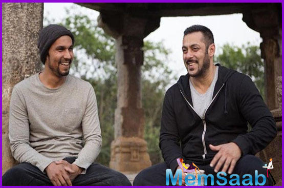 Randeep Hooda will be reuniting with Salman Khan on the big screen soon. He says the superstar's films are a genre in themselves.