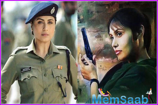 Reprising her role of enterprising cop Shivani Shivaji Roy in the second edition of Mardaani, Rani Mukerji will explore the world of juvenile crimes in the December release.