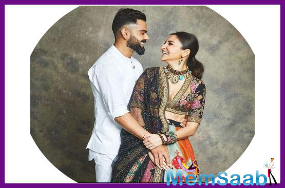 Anushka has been trotting the globe by accompanying her cricketer husband on his tours. Their vacation pictures too have been doing the rounds on social media.