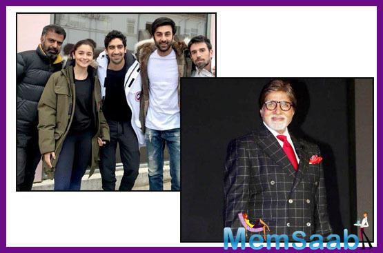 Ranbir Kapoor and Alia Bhatt will fly to Manali in November for a 15-day shoot of Ayan Mukerji's 'Brahmastra'.