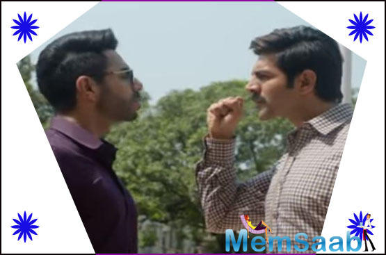 However, after the trailer was out, a dialogue did not go down well with the audience as it cracks a joke on marital rape.