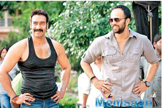 Ajay is excited that Golmaal has become the first Bollywood franchise to have a run of five films.