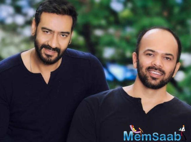 But now it seems, the filmmaker has kept his word and is reuniting with Ajay Devgn for the fifth part of the comic caper.