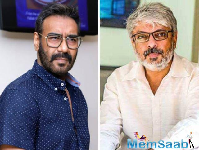 Ajay will also be seen in Rohit Shetty directed Sooryavanshi that has Akshay Kumar in the lead.