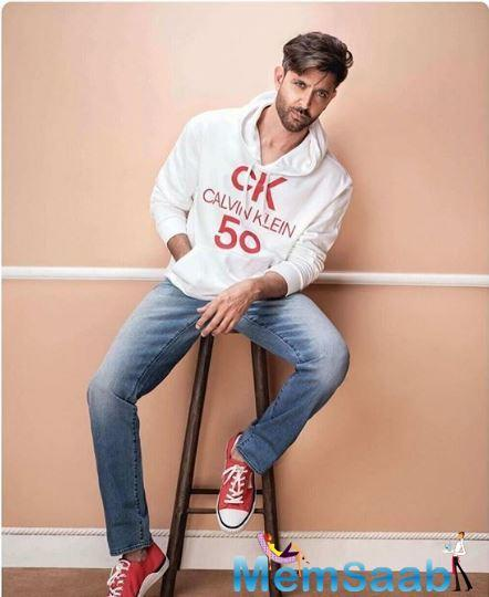 The 45-year-old had been separated from his ex-wife Sussane Khan and since then he has remained tight-lipped on his personal life. Ending the post, Hrithik continued that we forget easily but all are