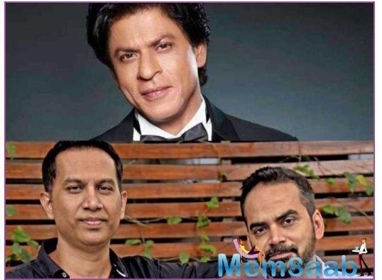 With Shah Rukh missing in action, his beloved audience has been surely waiting for a film announcement from his end.