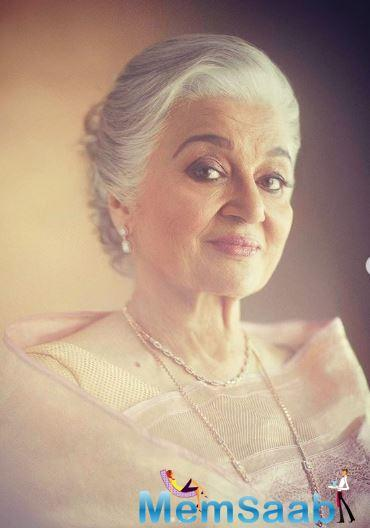 Veteran actor Asha Parekh has achieved numerous milestones in her life.