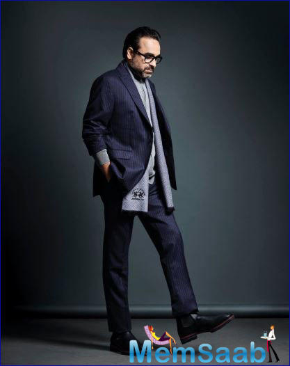 Pankaj Tripathi has impressed the audience with his acting prowess in films like Gangs of Wasseypur franchise (2012), Newton (2017) and Stree (2018) and web series such as Mirzapur and Sacred Games 2.