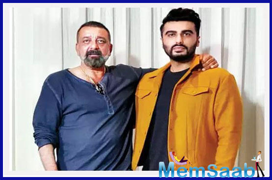 Now, as the film is inching closer to its release, the cast is busy promoting the same. During an interview with a leading daily for Panipat, Arjun, who is placed opposite Sanjay in the film, told about his experience working with the latter.