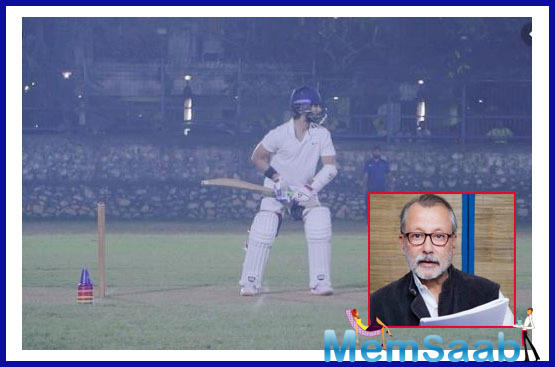 Shahid's father Pankaj Kapur has joined the cast of the film Jersey and the father-son duo will be seen sharing screen.