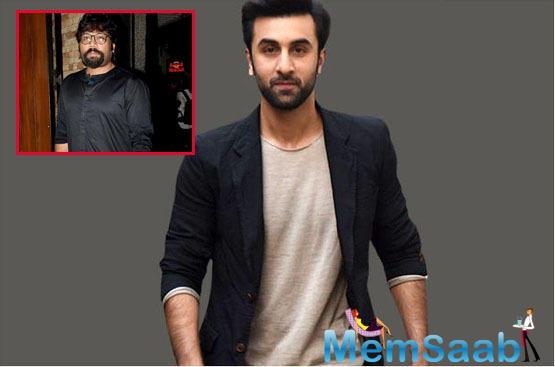 "A source exclusively informed ETimes, ""Ranbir Kapoor is keen to work with Sandeep Reddy Vanga."