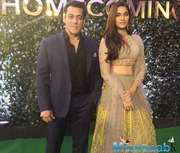 Sonakshi said one should ask Salman as to why he keeps romancing younger girls.
