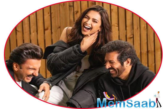 In addition to this, what makes the film more special and awaited is the reunion of Ranveer with his real-life wife Deepika Padukone after tying the knot in 2018.