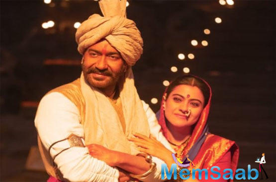 Om further added that releasing Tanhaji: The Unsung Warrior in Marathi will be like paying a nice tribute to the warrior and while filming it, they have ensured to keep the beauty of the language intact.