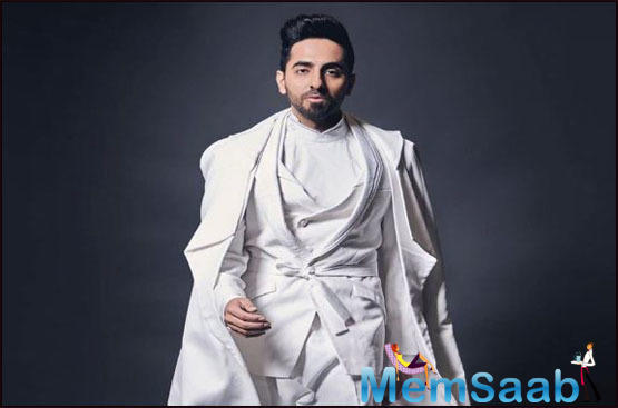 Ayushmann reveals that he finds perfection boring.