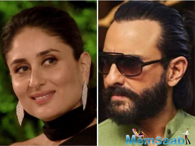 Kareena very unapologetically said that marrying Saif was the best decision of her life and also spoke about tying the knot at the peak of her career.