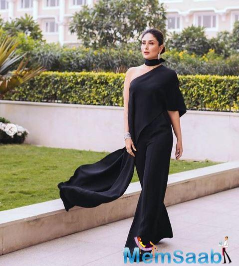 On the work front, Kareena is looking forward to the release of Good Newwz that is slated to release on December 27. It also stars Kiara Advani and Diljit Dosanjh and is directed by Raj Mehta.
