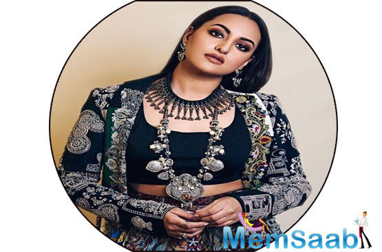 Asked if she fears getting trapped in the Rajjo image, Sonakshi said: