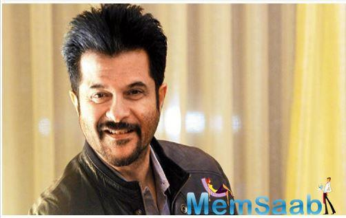 Anil, who has maintained a steady career for almost four decades with films such as