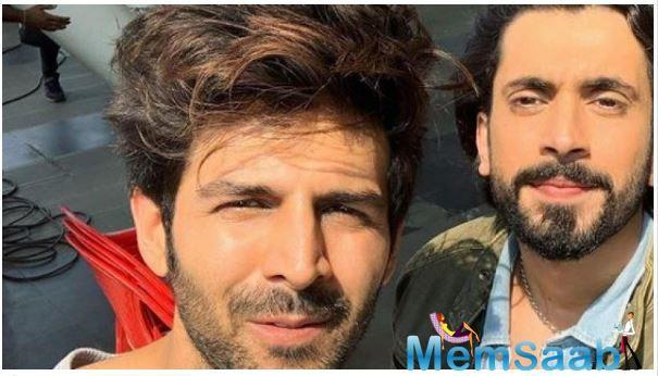 The Sonu Ki Titu Ki Sweety actor Sunny Singh also did a guest appearance in friend Kartik Aaryan's film Pati Patni Aur Woh and finally opens up about his sweet gesture for a special appearance in the film.