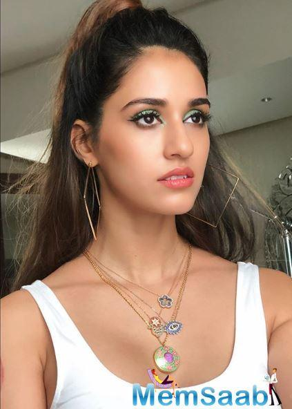 Disha is already at the peak of her career as the actress is juggling with backs to back films.