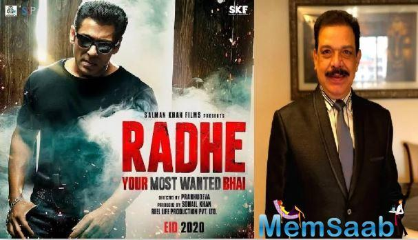 Govind Namdev, who is mostly known for his villainous roles in films like Bandit Queen, Satya, Prem Granth, and Virasat has bagged a pivotal role in the upcoming Radhe, starring superstar Salman Khan.