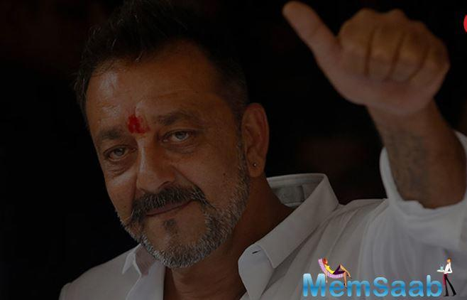The versatile actor Sanjay Dutt has never disappointed us when it comes to any character that he has portrayed on screen.