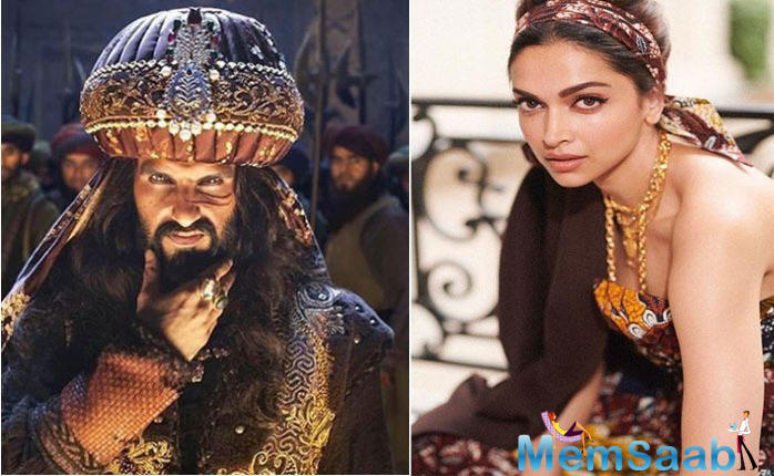 Singh also shared how Bhansali convinced him to play Khilji.
