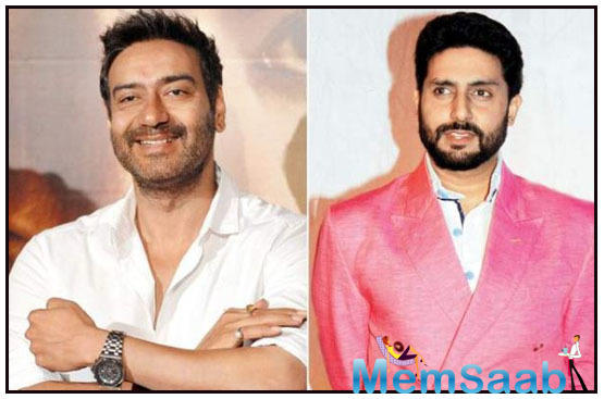 It is not surprising that Harshad's larger-than-life story is also being explored by producer Ajay Devgn in the Abhishek Bachchan-fronted crime thriller, The Big Bull.