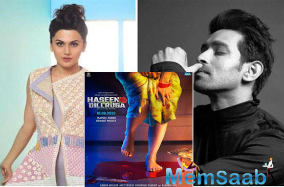 Producer Himanshu further added that Haseen Dillruba will be an edge-of-the seat thriller.