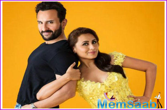 "Saif Ali Khan is elated to be a part of the franchise. He said, ""Bunty Aur Babli 2 is a completely rebooted sequel and is set in today's time. It is a fantastic script that hooked me on instantly."