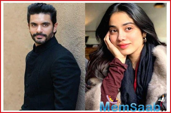 The biopic of Gunjan Saxena belongs to Angad and Janhvi Kapoor who plays the titular role in the film. The bond between them plays a pivotal part in the story.