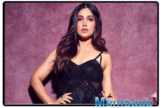 As Bhumi Pednekar took centre-stage among a group of high-profile men while announcing her next, Durgavati, it was evident that the makers were encouraging a power play that hadn't been seen in cinema, so far.