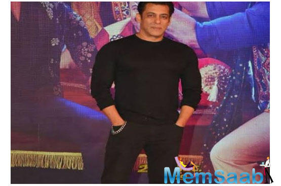 After winning hearts this year in Bharat and Dabangg 3, next year, Salman is all set to entertain his fans in an action-drama titled 'Radhe: Your Most Wanted Bhai'.