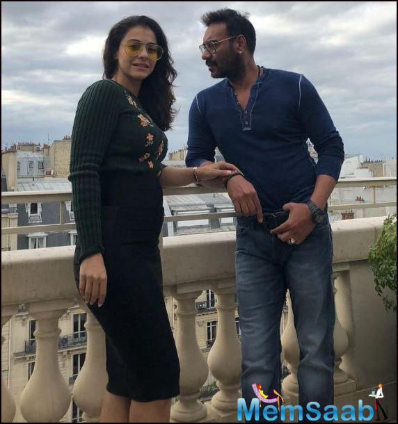 Backed by a promising cast that includes Tanvi Azmi and Mithila Palkar, Kajol is set to take her first steps into the digital world with husband Ajay Devgn-backed Tribhanga.