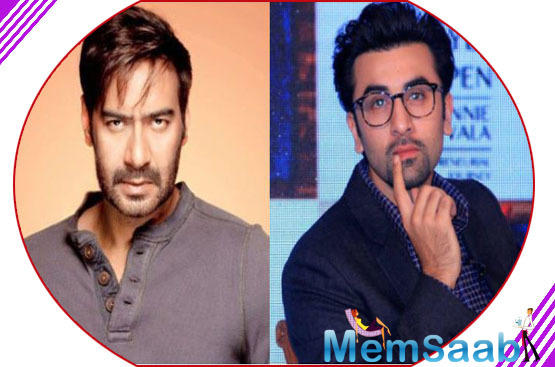 According to a source close to the project, there was no question for Ajay opting out of the film, which was reportedly set to take off in March 2020.
