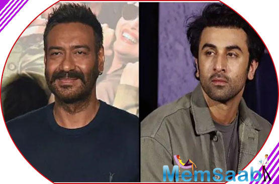 "The actor further revealed, ""With my films getting a little delayed, Luv has a free schedule and he has also got Ranbir's dates."