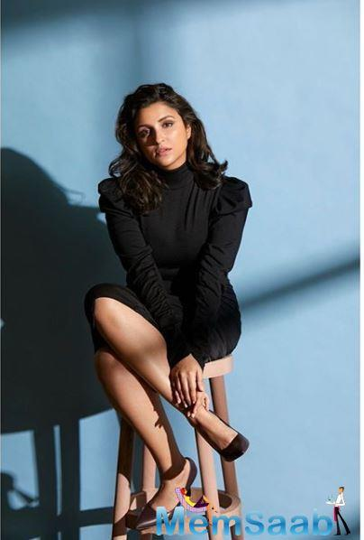 The actress will now be seen shooting at 12 different sets in and around Mumbai where she will be displaying her badminton skills.
