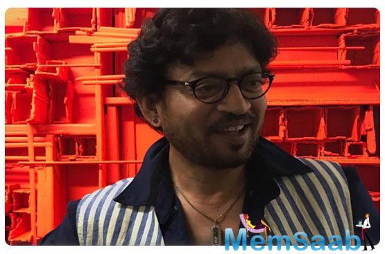 Helmed by Homi Adajania and produced by Dinesh Vijan the film also stars Deepak Dobriyal.