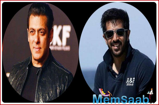 According to a source close to the development, Salman and Kabir have had multiple meetings over the last few months to discuss a film.