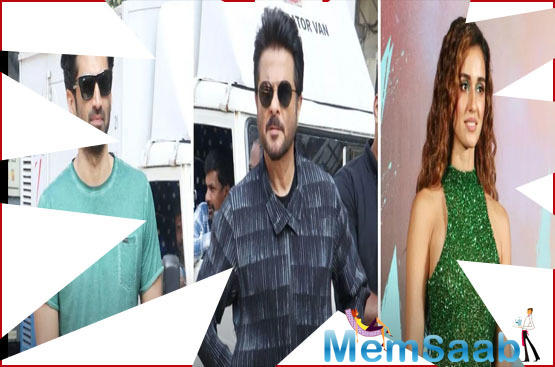 Anil's youthful avatar had grabbed eyeballs when the film's first look hit the social media last year.