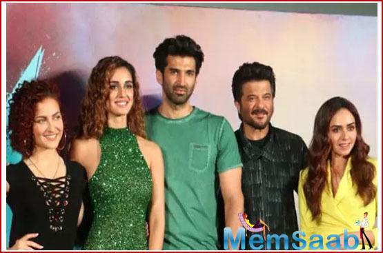 Luv, who is producing the film, said that even though he and Mohit are both directors, there were no creative differences during the making of the film.