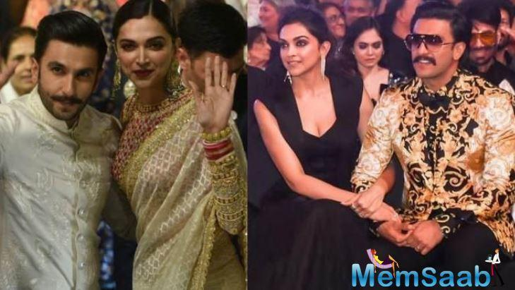 We got a glimpse of their love on Sunday when Ranveer decided to surprise her lady love by marking his presence at her birthday party in Lucknow.