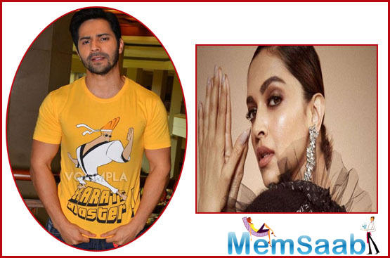 While speaking to a news portal, Varun Dhawan also supported Deepika and stated that the term 'boycott' was also used for his film 'Dilwale' as well as 'Padmaavat', further adding that these are simply tactics to scare.