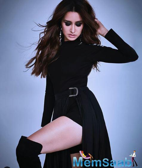 After delivering two blockbusters in the year 2019 with Saaho and Chhichhore, Shraddha is all set to take in 2020.