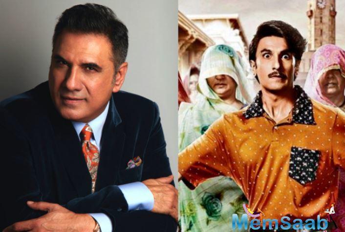 Describing the actor as a powerhouse performer, Irani says,