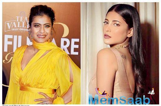 Titled Devi, the drama for Large Short Films revolves around nine oppressed women from different strata of society, and has her sharing screen space with Shruti Haasan and Neha Dhupia.